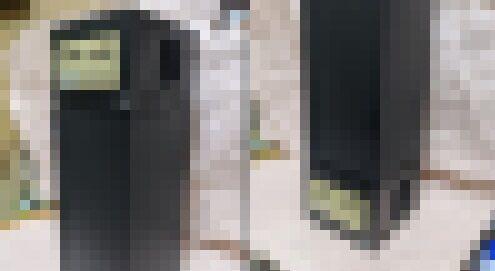 XboxSX ゲームキューブ 一体感に関連した画像-01