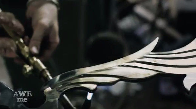 キングダムハーツ 鍛冶屋 職人 キーブレード 約束のお守り 武器に関連した画像-09