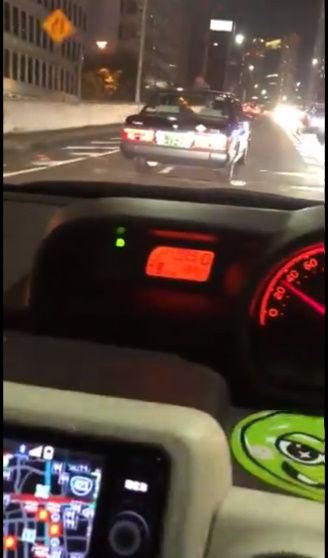 タクシー 杖 おじいちゃん 叩く 窓 車 運転に関連した画像-05