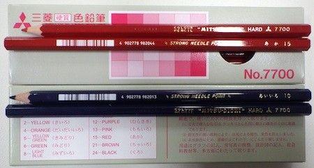 アニメ業界 色鉛筆 生産終了に関連した画像-01