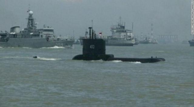 インドネシア 潜水艦 韓国 改修 沈没 死亡事故に関連した画像-01
