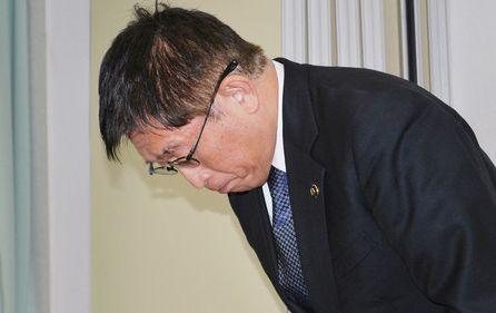 明石市 市長 立ち退き 暴言 パワハラに関連した画像-01
