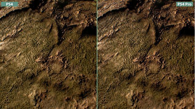 バイオハザード 比較 PS4 PS4Proに関連した画像-11