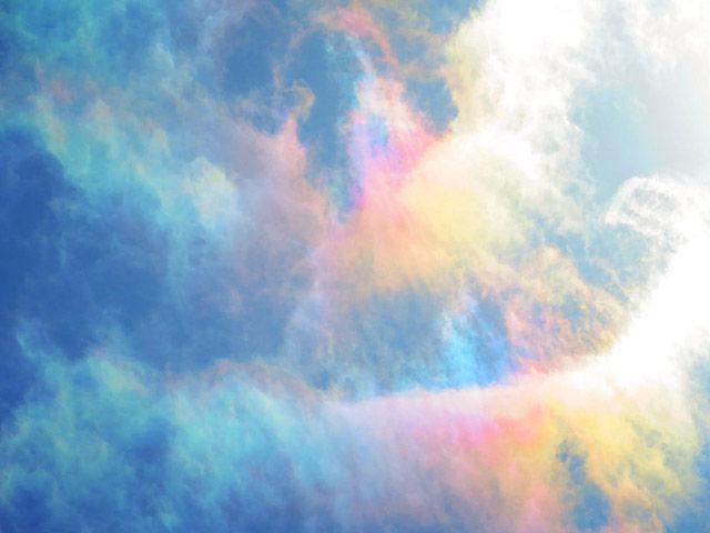 沖縄 彩雲 地震に関連した画像-01