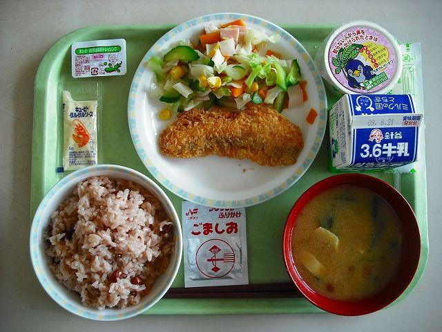 3.11 卒業祝い 給食 東日本大震災に関連した画像-01