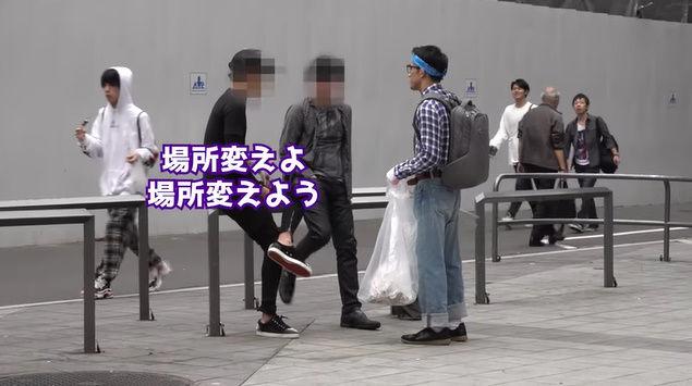 朝倉海 YouTuber 格闘家 オタク ポイ捨て 歌舞伎町 タバコ 喧嘩に関連した画像-13