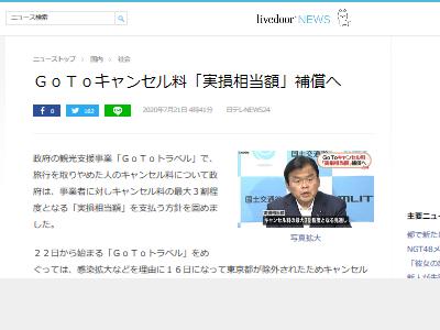 GoToキャンペーン 旅行 東京 キャンセル に関連した画像-02