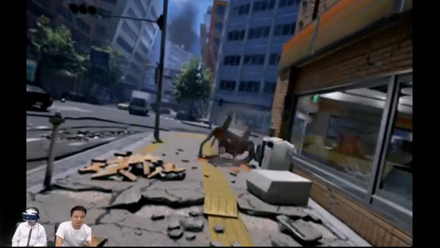 絶体絶命都市4 PSVR プレイ動画に関連した画像-05