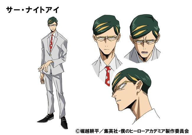 TVアニメ 僕のヒーローアカデミア』 4期 放送決定に関連した画像-03