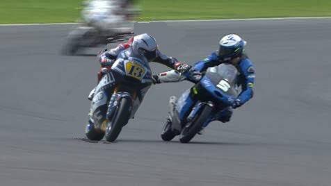 ライダー バイク ブレーキ フェナティ 蹴り飛ばす に関連した画像-02