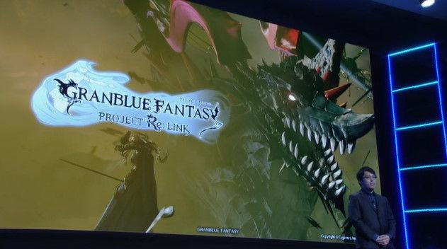グランブルーファンタジー アクション PS4 Project Re:LINKに関連した画像-16