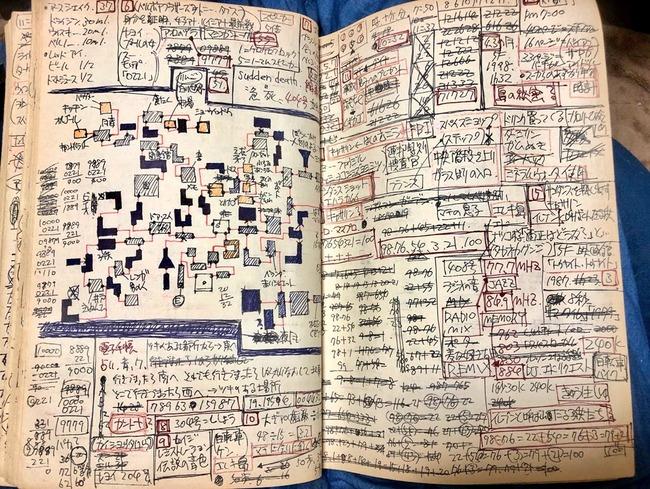 ゲーム 攻略 父親 メモ ノートに関連した画像-04