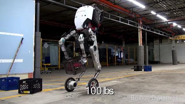 ボストン・ダイナミクス ロボット 2足歩行に関連した画像-06