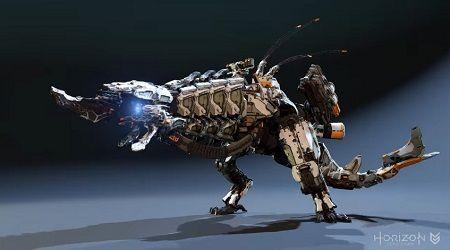 ホライゾン 機械獣 アニメーションムービーに関連した画像-01