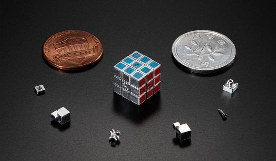 極小ルービックキューブ発表に関連した画像-01