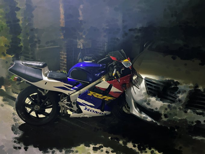 JKアイドル バイク 納車 5日 事故に関連した画像-04