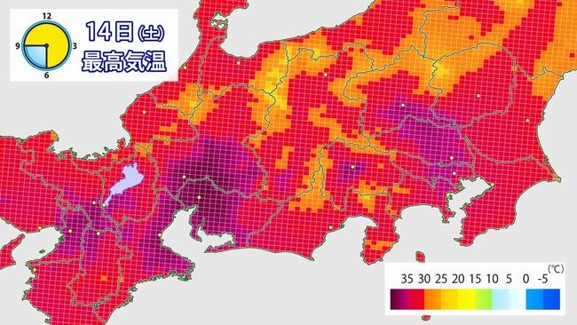 天気 猛暑 災害 東海地方に関連した画像-02