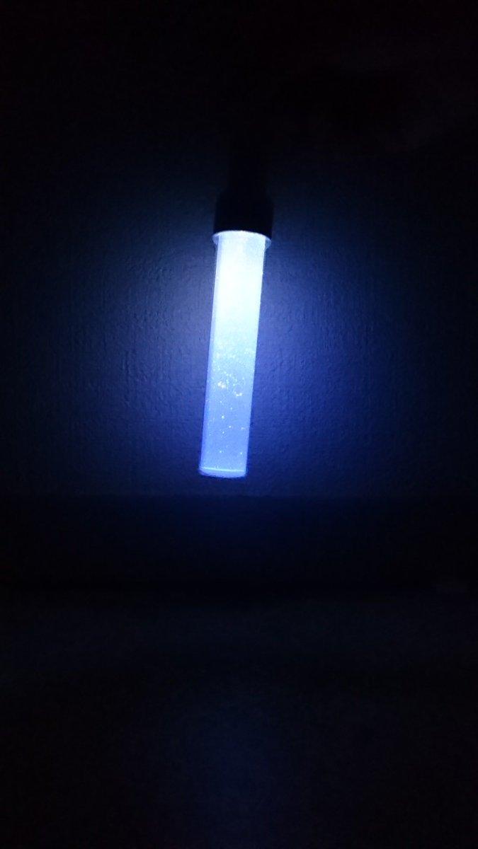 オタク サイリウム 停電 光に関連した画像-05