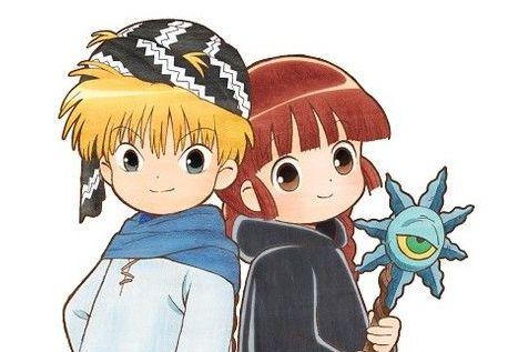 【速報】TVアニメ『魔法陣グルグル』 2017年夏放送決定!キタキタ親父:小西克幸さん、ジュジュ:大地葉さん!