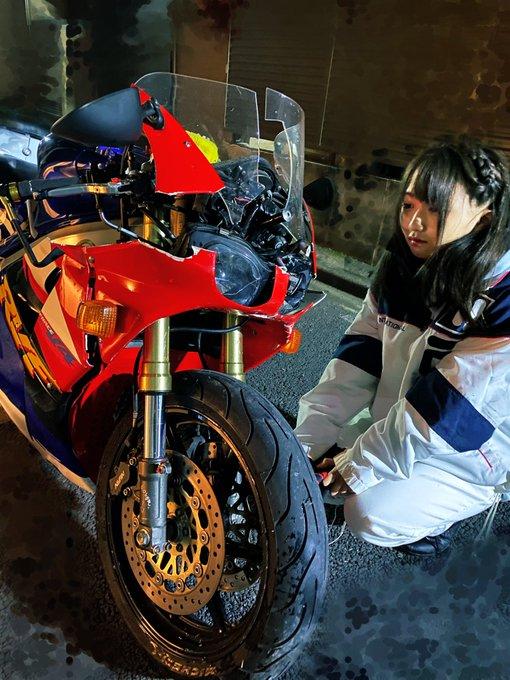 JKアイドル バイク 納車 5日 事故に関連した画像-03