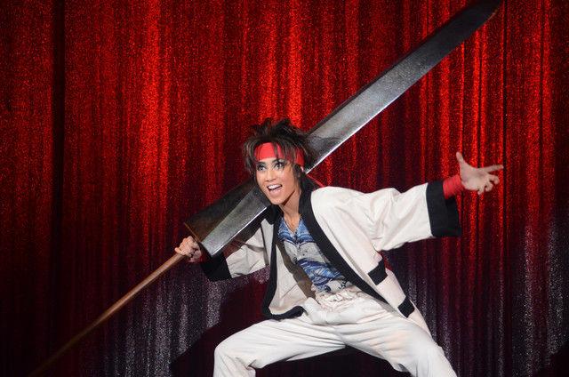 るろうに剣心 和月伸宏 涼風真世 宝塚 ミュージカル ビジュアル キャストに関連した画像-06