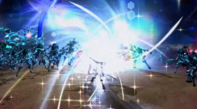 フェイト エクステラ PV Fate 無双に関連した画像-08