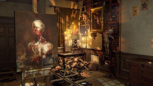 レイヤーズオブフィアー 無料配布 Steam ホラーに関連した画像-01
