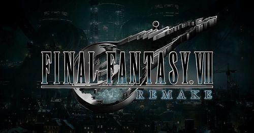ファイナルファンタジー7 リメイク PS4 予約に関連した画像-01