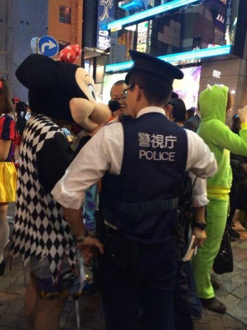 渋谷 怪盗キッド ハロウィンに関連した画像-02