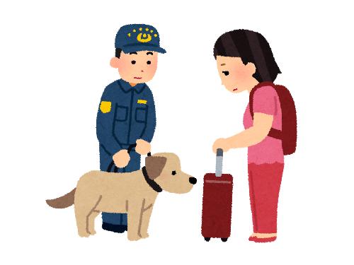 陽性者コロナ臭探知犬に関連した画像-01