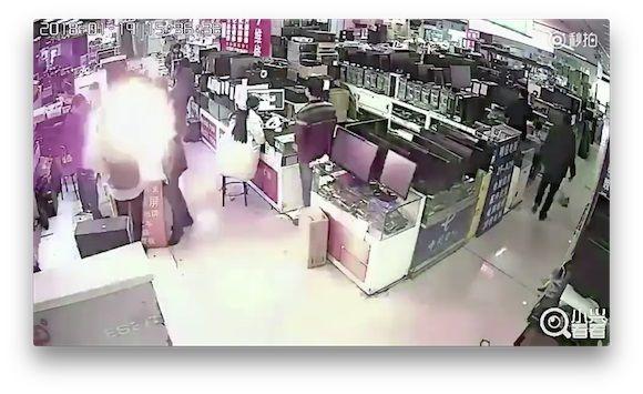 iPhone アイフォン バッテリー 爆発 中国に関連した画像-03