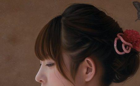 油絵 人物画に関連した画像-01