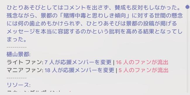 アイドルマネージャー Idol Manager 闇のアイマス バグ スキャンダル アップデート ブラック企業に関連した画像-07
