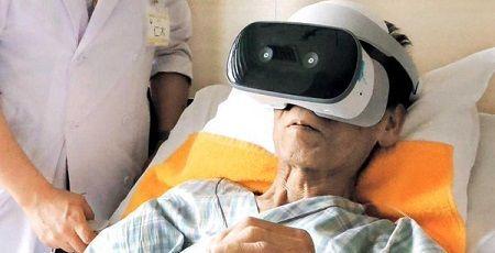 VR 終末期がん患者 自宅 映像に関連した画像-01