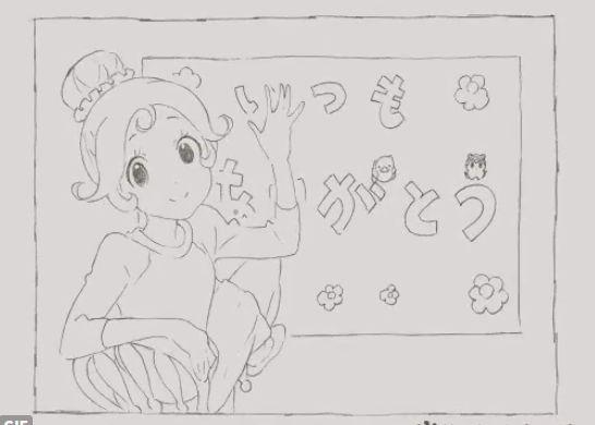 京アニ 京都アニメーション 公式 ツイッター GIFアニメ クオリティ 世界中に関連した画像-07