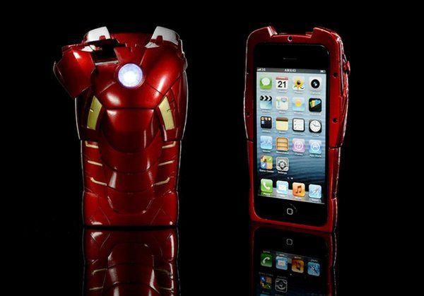 Iron-Man-Mark-VII-iPhone-5-Case