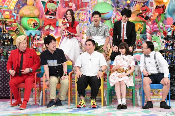 スーパー戦隊 大好き 芸人 アメトーーク!に関連した画像-01