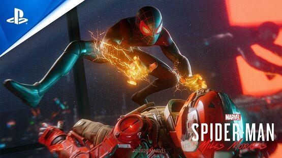 PS5 PS4 スパイダーマン マイルズ・モラレス リマスターに関連した画像-01