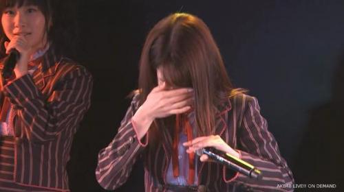 柏木由紀 公演で号泣に関連した画像-03