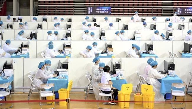 新型コロナウイルス コロナワクチン 東京 大阪 大規模接種会場 開設に関連した画像-01