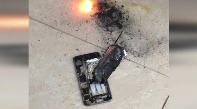 iPhone 爆発 ベトナムに関連した画像-05