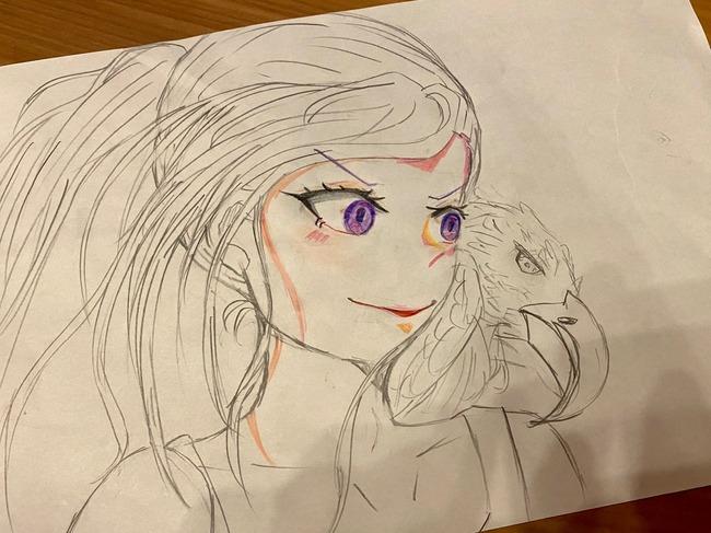 ワンパンマン 作画 村田雄介 10歳 娘 漫画 絵 上手に関連した画像-02