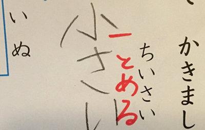 漢字 とめ はね はらい 特に決まりがない 減点に関連した画像-01