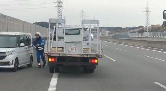 新東名 軽自動車 逆走に関連した画像-09