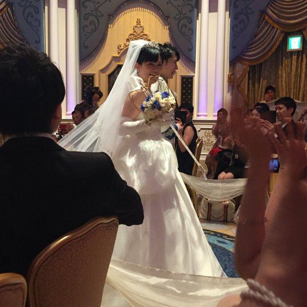 西又葵 結婚式 ディズニーランド シンデレラ城 イラストレーター 三宅淳一に関連した画像-22