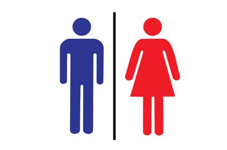 【どっちが悪い】 「4歳の娘が自分でトイレに行けないから」仕方なく女子トイレに入った男性に世界中の女性から批判殺到!!