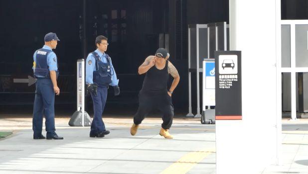 Youtuber ユーチューバー 白い粉 ドッキリ 警察官に関連した画像-12