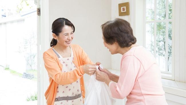 女性 近所 住人 ポテトサラダ おすそ分け 濃厚接触者 新型コロナウイルスに関連した画像-01