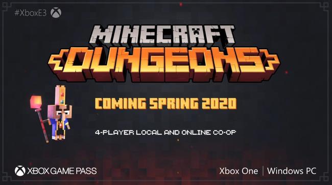 Xbox ブリーフィング マインクラフト:ダンジョンズに関連した画像-07