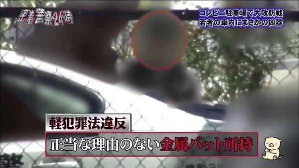 バット グローブ ボール 若者 所持 軽犯罪法違反 警察 捕まる 野球 理不尽に関連した画像-03